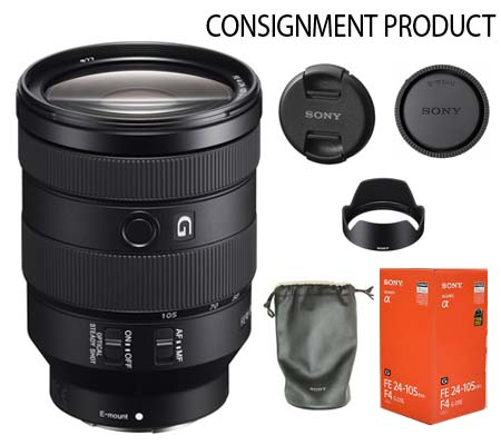 :::USED::: Sony FE 24-105mm f/4 G OSS (Mint) Kode 105 Consignment
