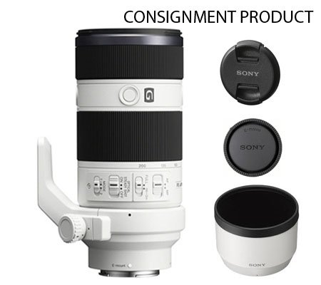 :::USED::: Sony FE 70-200mm f/4 G OSS Mint Kode 243 Consignment