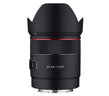 Samyang AF 24mm f1.8 for Sony E