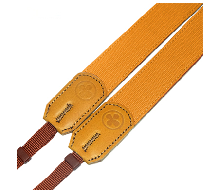 Icode Papaspocket Sand by Herringbone Camera Strap