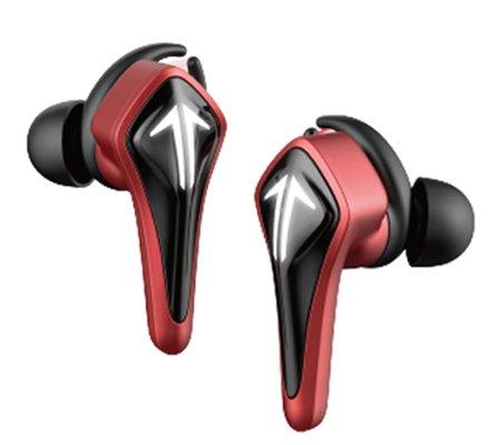 Saramonic BH60 True Earphone Wireless Gaming Earbuds Red