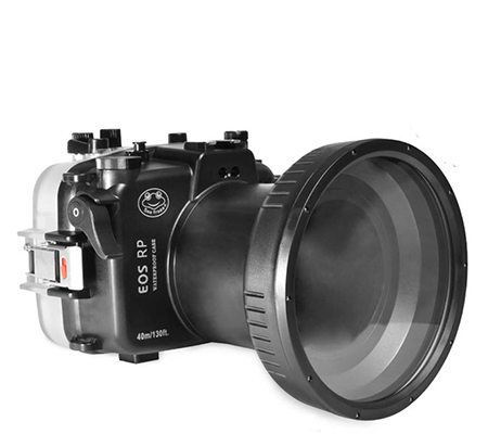 Seafrogs Underwater Housing for Canon EOS RP 16-35mm