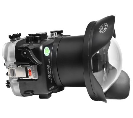 Seafrogs Underwater Housing for Sony A6600 16-35mm