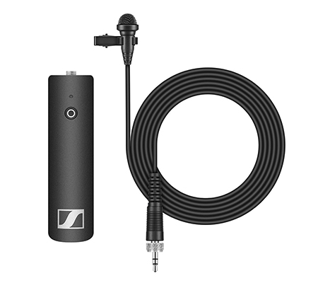 Sennheiser XSW-D Portable Lavalier Set Microphone System