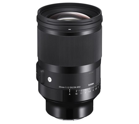 Sigma for Sony E 35mm f/1.2 DG DN Art Lens