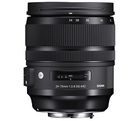 Sigma for Canon EF 24-70mm f/2.8 DG OS HSM Art