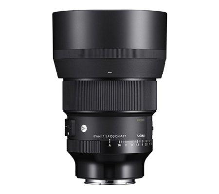 Sigma for Sony E 85mm f/1.4 DG DN Art (A)