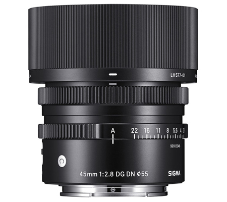 Sigma for Sony E 45mm f/2.8 DG DN Contemporary (C)