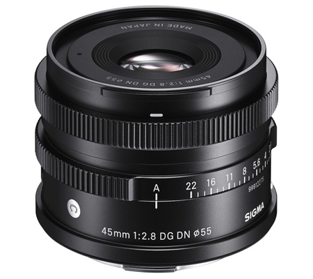 Sigma for Sony E 45mm f/2.8 DG DN Contemporary (C)