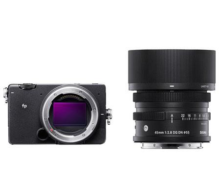 Sigma fp Kit 45mm f/2.8 DG DN Contemporary