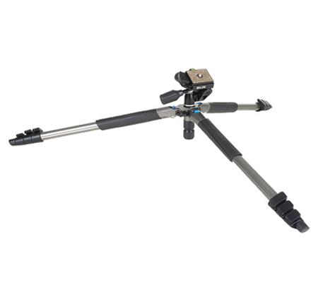 Slik Sprint Pro III Tripod with 3-Way Pan Head Gun Metal