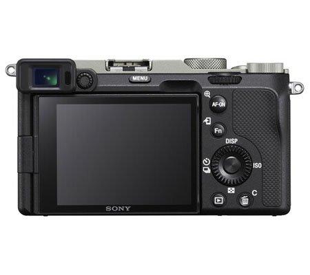 Sony Alpha A7C kit FE 28-60mm f/4-5.6 Silver