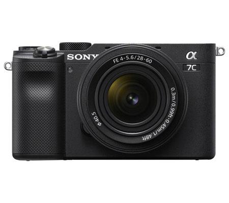 Sony Alpha A7C kit FE 28-60mm f/4-5.6 Black