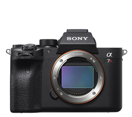 Sony Alpha A7R IV Body
