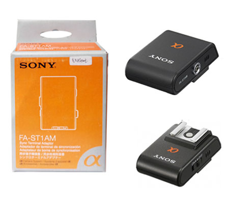 ::: USED ::: Sony FA-ST1AM Sync Terminal Adapter (Excellent)