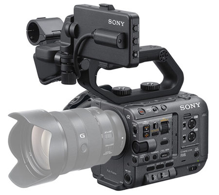 Sony FX6 Body Only Full-Frame Cinema Camera