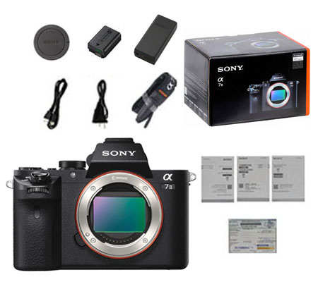 ::: USED ::: Sony A7 II Body (Mint-808)