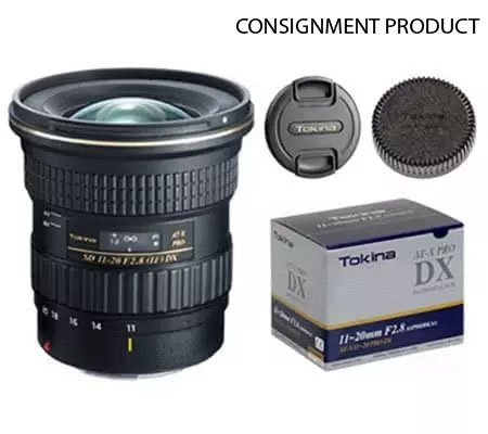 ::: USED ::: Tokina for Canon AT-X 11-20mm F/2.8 PRO DX (Mint-144) CONSIGNMENT