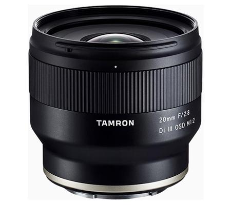 Tamron for Sony E Mount 20mm f2.8 Di III OSD