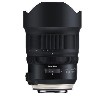 Tamron for Canon EF SP 15-30mm f/2.8 Di VC USD G2