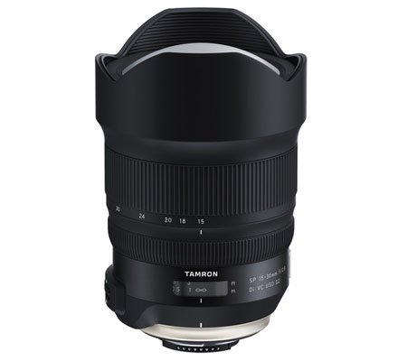Tamron for Nikon F SP 15-30mm f2.8 Di VC USD G2