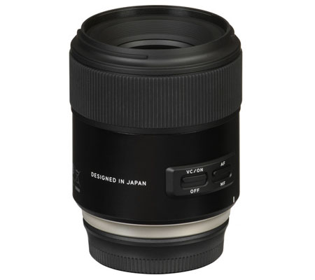 Tamron for Sony SP 45mm f/1.8 Di USD