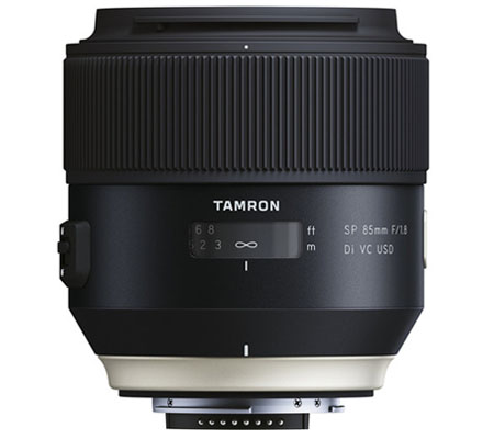 Tamron for Nikon F SP 85mm f/1.8 Di VC USD