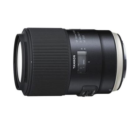 Tamron for Canon SP 90mm f/2.8 Di Macro VC USD