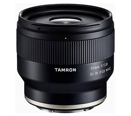 Tamron for Sony E Mount 35mm f/2.8 Di III OSD