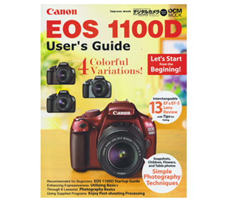 Canon EOS 1100D User Guide