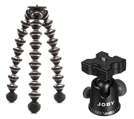 Joby Gorillapod Focus with Ball Head X