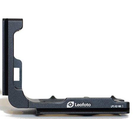 Leofoto L-Plate LPC-5D MK IV for Canon EOS 5D Mark IV.