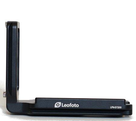 Leofoto L-Plate LPN-D7200/D7100 for Nikon D7200/D7100.