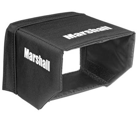Marshall V-H50 Monitor Hood to fit a Marshall V-LCD50 HDMI Monitor