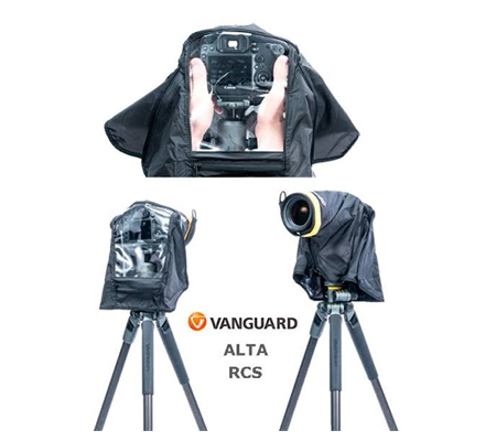 Vanguard Alta RCS Rain Cape (Small)