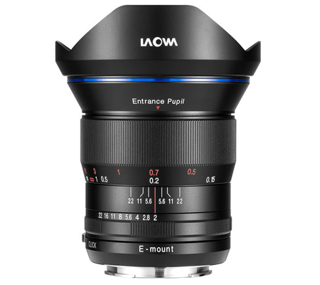 Laowa for Canon RF 15mm f/2 FE Zero-D Venus Optics