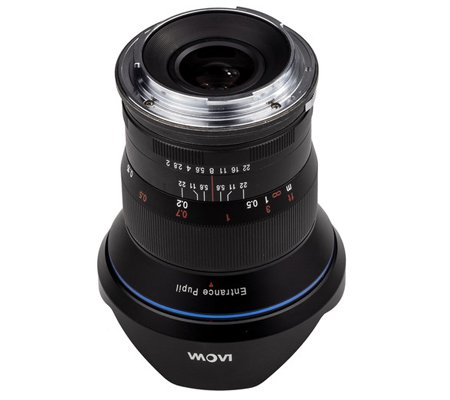Laowa for Canon RF 15mm f/2 FE Zero-D Venus Optics