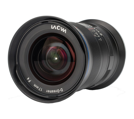 Laowa for Fujifilm G 17mm f/4.0 GFX Zero-D Venus Optics
