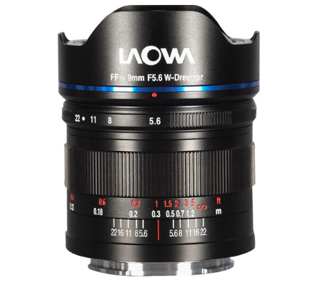 Venus Optics Laowa 9mm f/5.6 FF RL Lens for Sony E