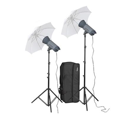 Visico VC-300HH 220V Umbrella KIT Studio Lighting Kit