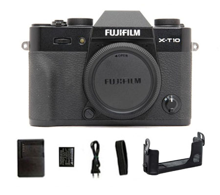 ::: USED ::: Fujifilm X-T10 Body (Black) (Excellent-332)
