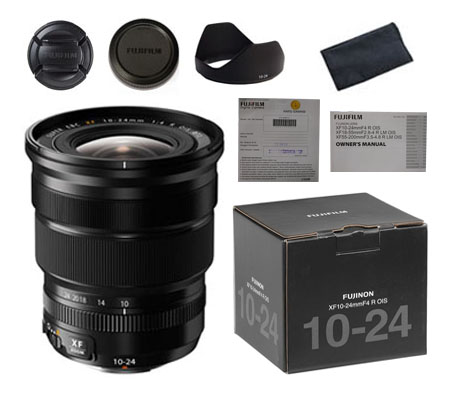 ::: USED ::: Fujifilm XF 10-24mm F/4R OIS (Excellent To Mint-395)