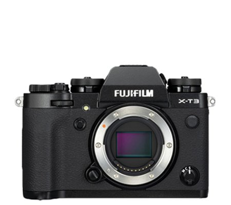 Fujifilm XT3 Black Body