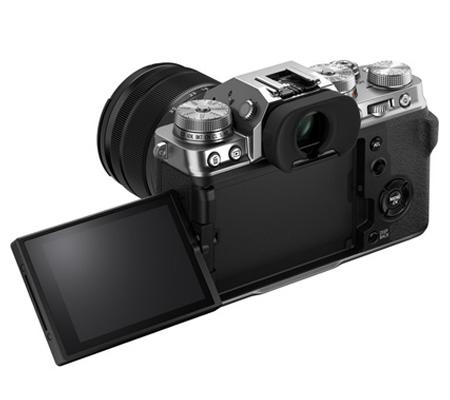 Fujifilm X-T4 Kit 18-55mm f/2.8-4 R LM OIS Silver