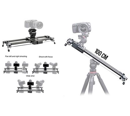 YC Onion Slider Camera 100cm Hot Dog 3.0 Carbon Fiber Motorized
