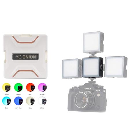 YC Onion Brownie RGB LED Light White