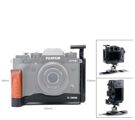 YC Onion L-Plate For Fujifilm XT3
