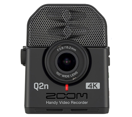 Zoom Q2n-4K Camera Handy Video Recorder