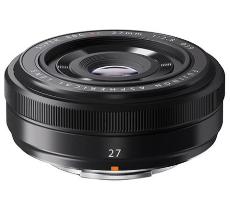 Fujifilm XF27mm f/2.8 Black