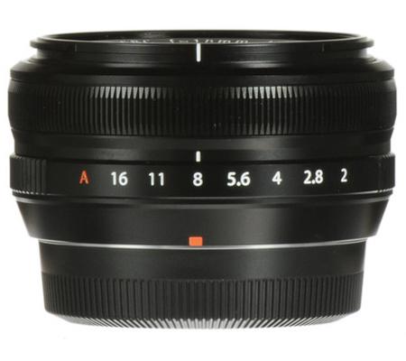 Fujifilm XF18mm f/2 R